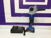 Шлифмашина угловая аккумуляторная Dexter 20VAG2-125.1