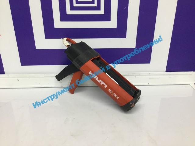 Дозатор ручной Hilti MD 2000 б/у-электроинструмент б/у и новый для ремонта и строительства купить в Москве.