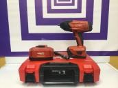 Аккумуляторный гайковерт Hilti SIW 22T-A