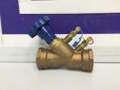 Клапан балансировочный  VIR 9505 DN 40/PN 25
