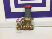 Двухдиапазонный  балансировочный клапан   Giacomini  R 206С-1